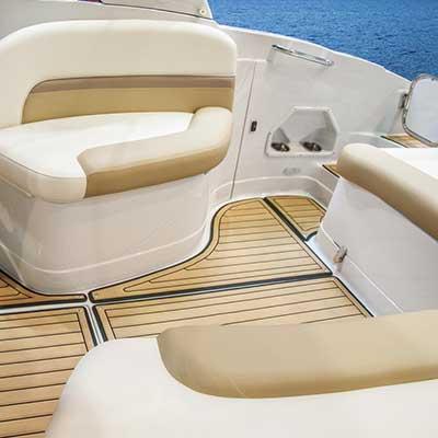 Marine seating