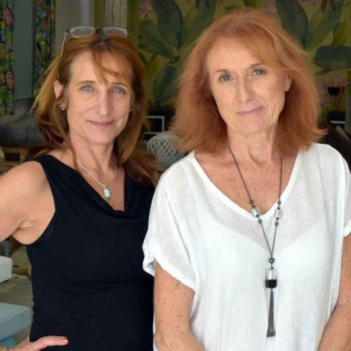 Meet Liz and Viv, the Tela Bella team